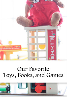 21 Years of Our Best-Loved, Most-Used Quality Toys!